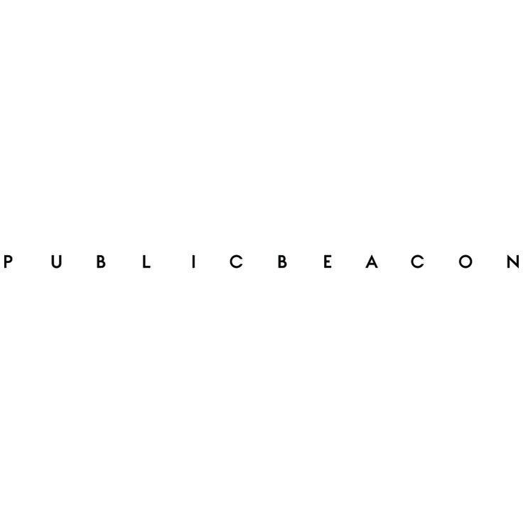 PUBLIC BEACON_Logotype | Be a protagonist. | www.public-beacon.com