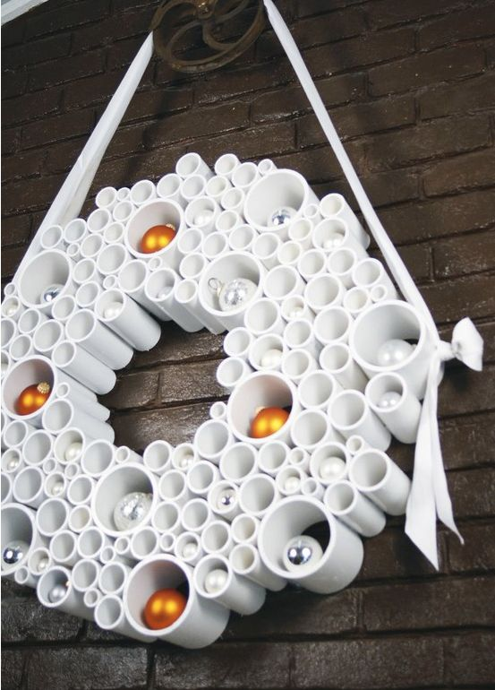 Upcycle Us Upcycling Pvc Pipes My Style Pinterest