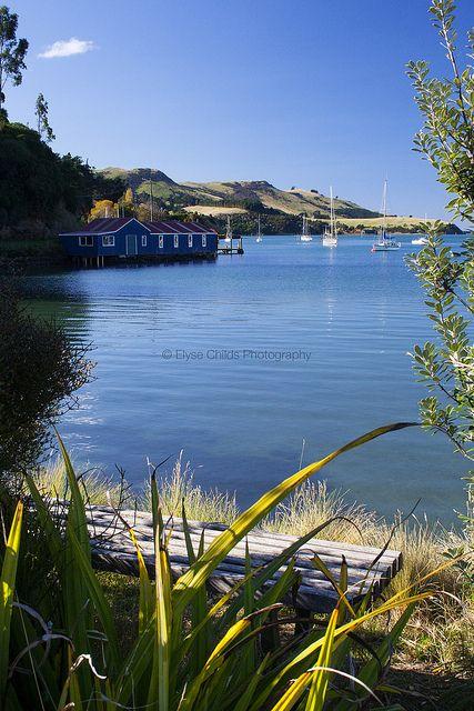 Dunedin Harbour   © Elyse Childs Photography