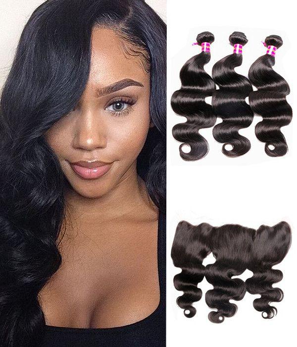 Malaysian Hair Loose Wave Virgin Hair Extensions 5 Bundles
