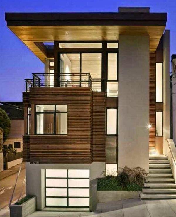 Model Rumah Minimalis Lantai 2 Modern Berita Rumah Ruko