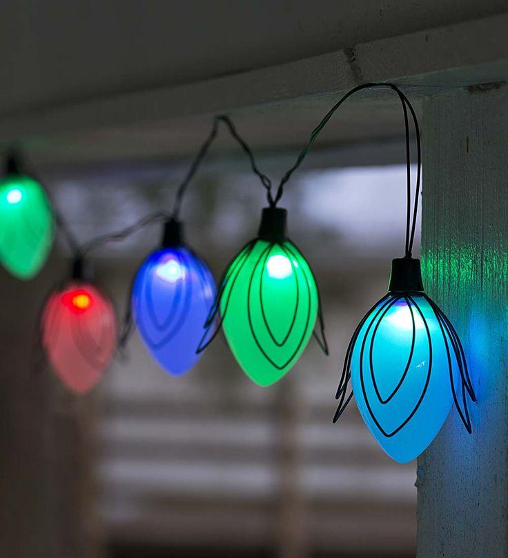 326 best images about Solar & Glow Accents, Lights & Lanterns on Pinterest