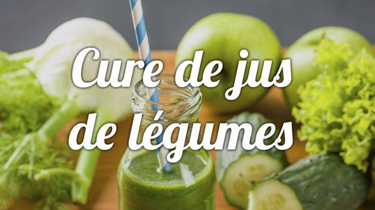 Si les jus de fruits et légumes sont riches en vitamines, minéraux et oligo-éléments, et donc très intéressants d'un point de vue nutritionnel, il n'est pas recommandé de les consommer en cures de plus de 5 jours, sans autre alimentation solide. Le mieux est de les intégrer à l'équilibre alimentaire de la journée, par exemple en collation à 11h ou à 16h. Tous les conseils d'Aurélie Guerri, diététicienne nutritionniste.