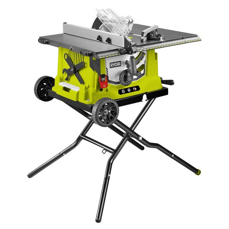 Best 25 Ryobi Table Saw Ideas On Pinterest Workbench With Storage Workshop And Garage Workshop