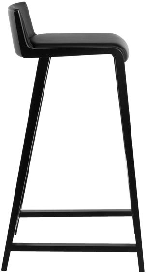 Stools with low-back for comfo | <br/> Bar