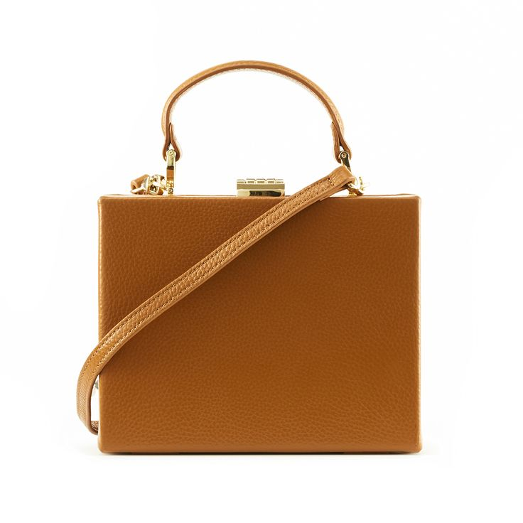 NAKEDVICE - The Frenchie Side Bag Tan
