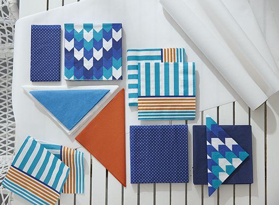 Ber ideen zu servietten falten auf pinterest - Duni servietten falten ...
