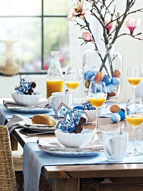 Looking for some Easter decoration inspiration? Here are some charming, creative and fun ideas!