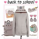Back to School With Pusheen