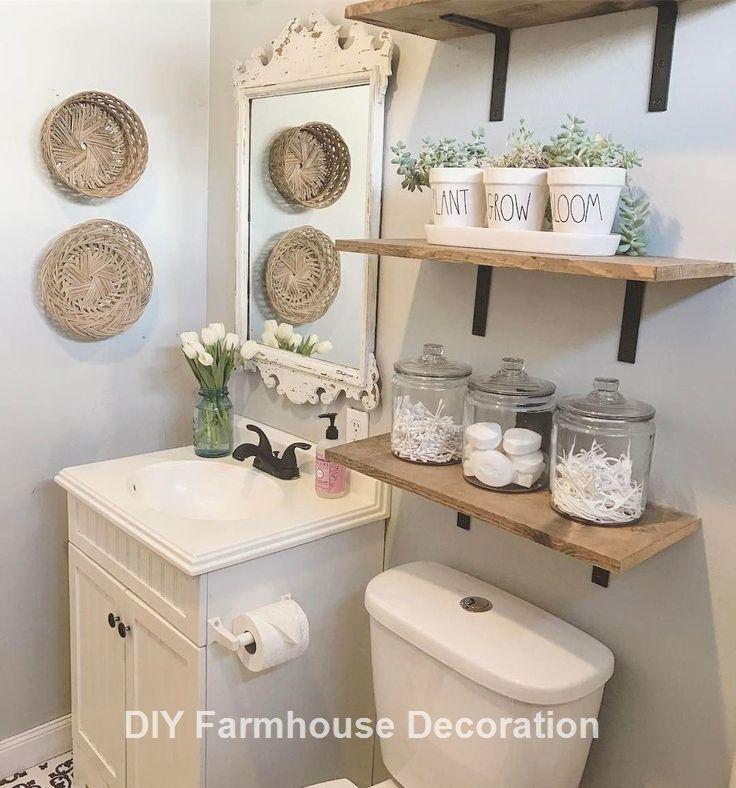 DIY Easy and Great Farmhouse Decor ideas #farmhousedecor #diydecor   – Farmhouse DIY Decoration Ideas
