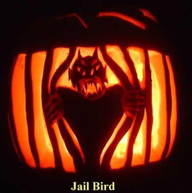 Pumpkin Prison Idea