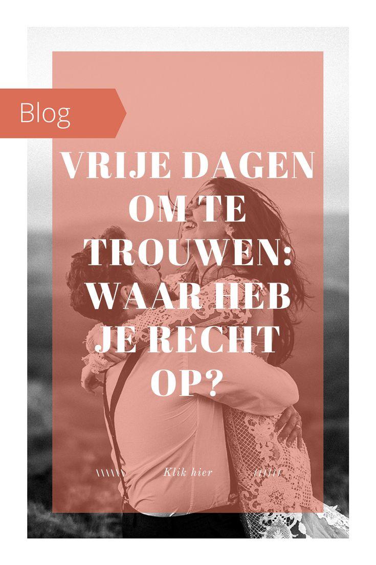 Wist je dat je in Nederland recht heb op een aantal vrije dagen voor je bruiloft? Hoe en wat, dat lees je in deze blog: https://www.girlsofhonour.nl/vrije-dagen-om-te-trouwen-waar-heb-je-recht-op/