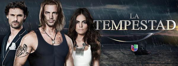 We Love Soaps: Univision's LA TEMPESTAD Premiere Attracts 3.9 ...