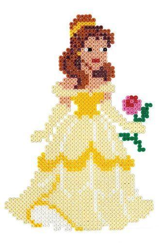 Perlinedastirare.it: Schemi Hama Beads Principesse Disney per bambine