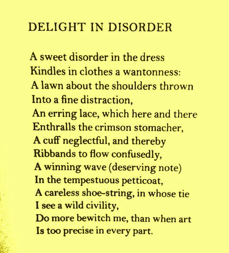 poem by robert herrich Robert herrick oxford english dictionary (oed) links on gather ye rosebuds  while ye may, old time is still a-flying and this same flower that smiles today.