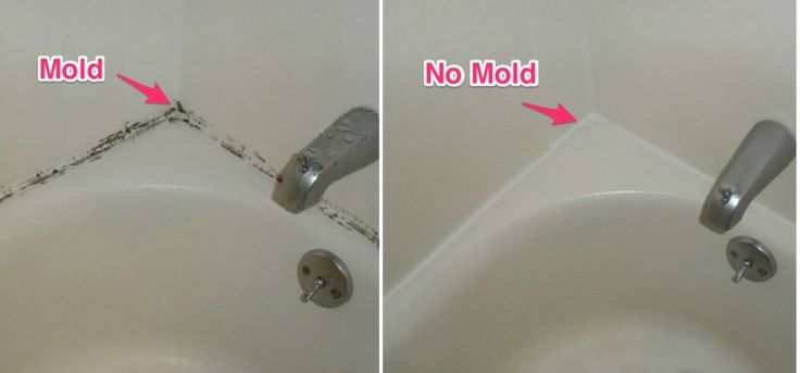 Bathtub and shower caulking is a common place for stains and mold. Here's a simple way to eliminate those unsightly stains for good.