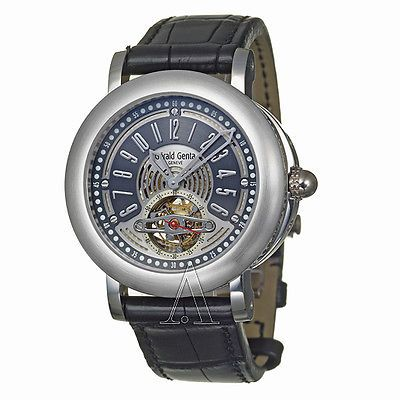 Gerald Genta Arena Tourbillon Men's Automatic Watch Click to find out more -  http://menswomenswatches.com/gerald-genta-arena-tourbillon-mens-automatic-watch/