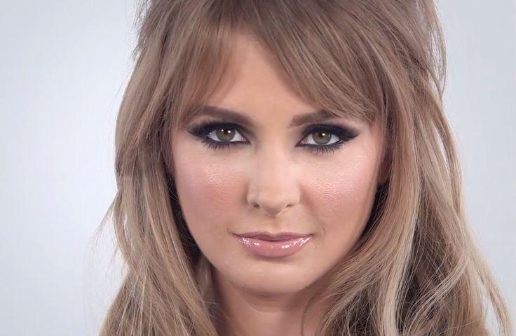 The Bardot Make-up Tutorial - featuring Millie Mackintosh - 60s cat eye - Charlotte Tilbury