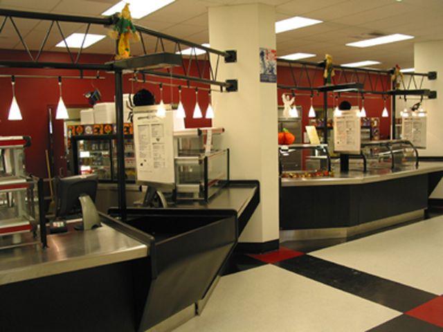 Hillsboroguh High School Cafeteria Foodservice Design