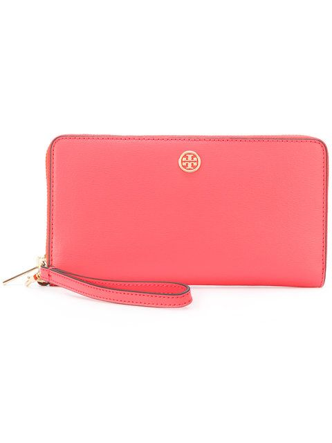 TORY BURCH All Around Zip Wallet. #toryburch #wallet