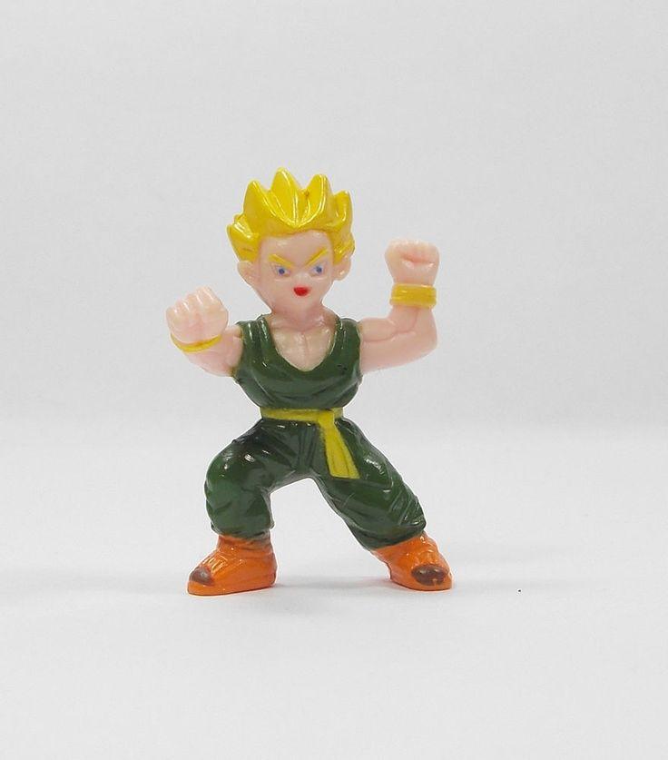 Dragon Ball Z - Micro Mini Figure - 3.5 cm Tall - 1989 B.S.S.T.A (52)