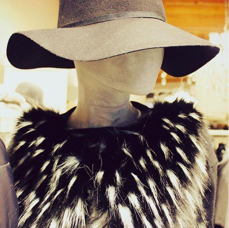 White: negozio d'abbigliamento ad Arzignano propone nelle proprie collezioni capi che si contraddistinguono per lo stile e la qualità del Made in Italy. https://www.facebook.com/whitearzignano/ #outfit #white #negozioabbigliamento #arzignano #modadonna #look #italianstyle #madeinitaly #pelliccia #cappello #style #modadonna #abbigliamentodonna