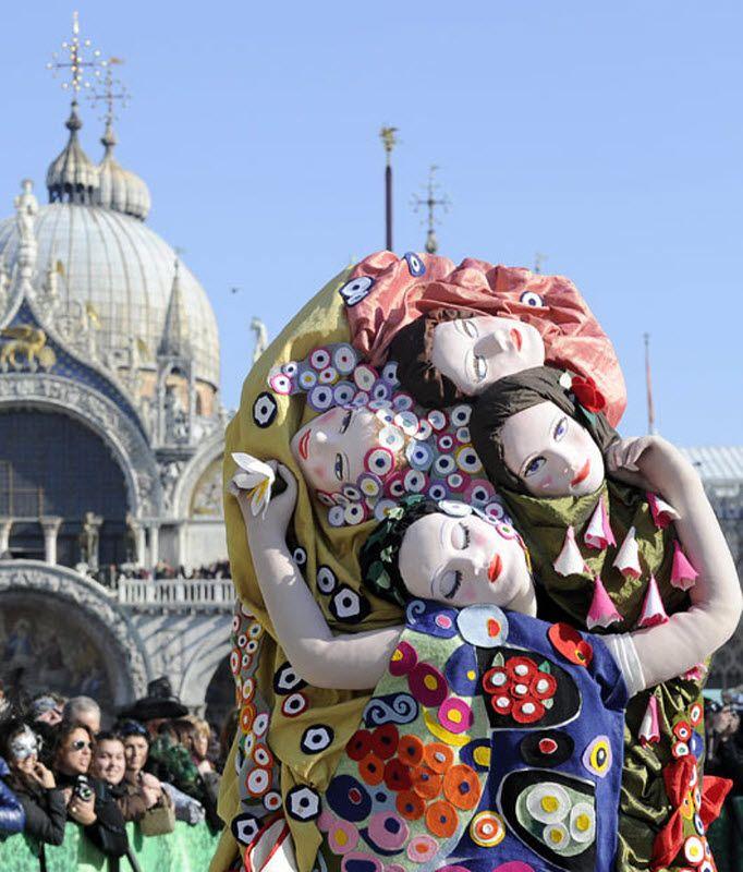 93 Венецианский карнавал