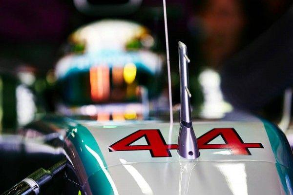Formule 1 : Hamilton ne veut pas du numéro 1…