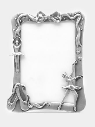 Free Shipping - Ballet Picture Frame by ALL ABOUT DANCE
