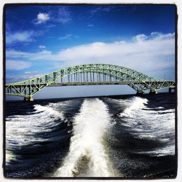 Robert Moses Bridge NY