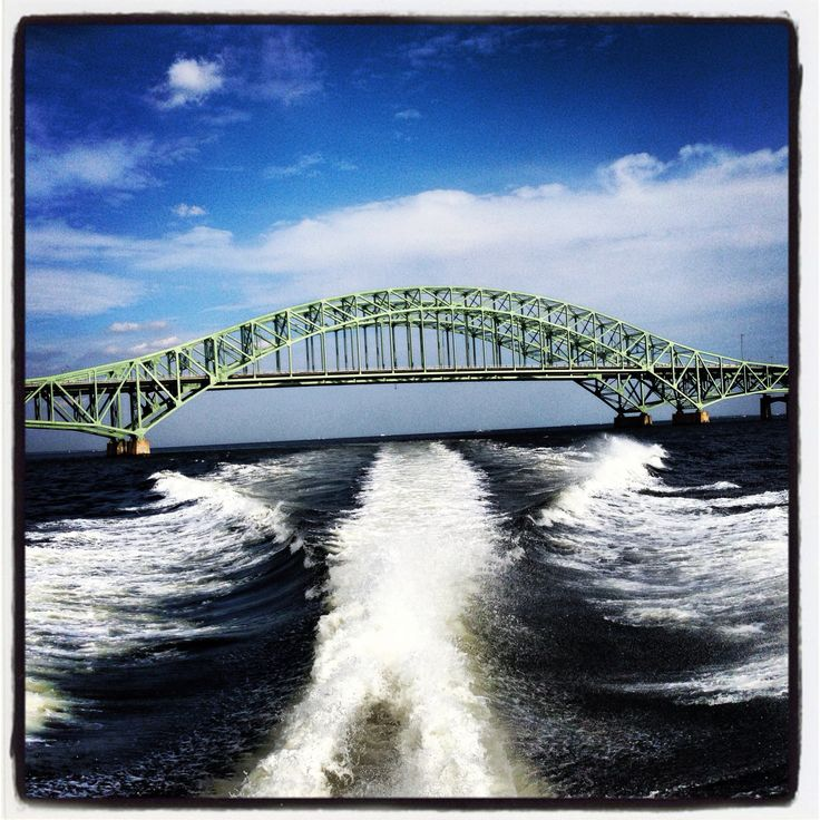 Robert Moses Bridge NY