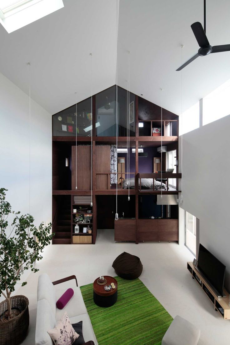 So Hot Right Now A House In Japanese HouseArchitecture Interior DesignSchool