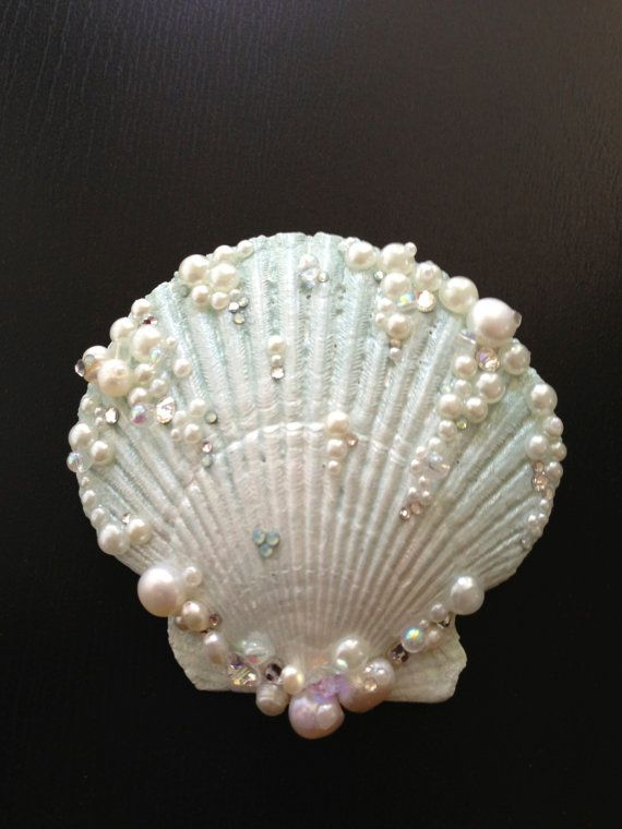 78 best images about painted shells on pinterest for Seashells for hair