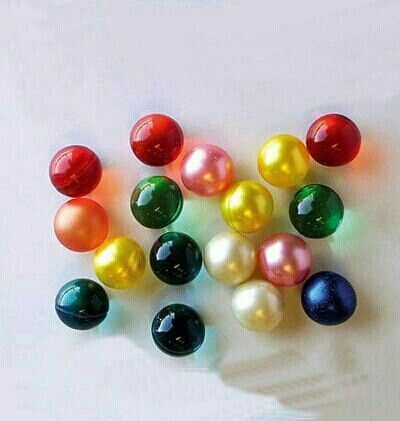 Bath perfume oil bubble bath beads. I miss these. Pier 1 Imports used to sell these back in the 90s. G;)