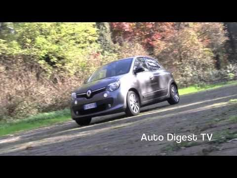 Test Drive Renault Twingo Lovely 90 Cv Automatic