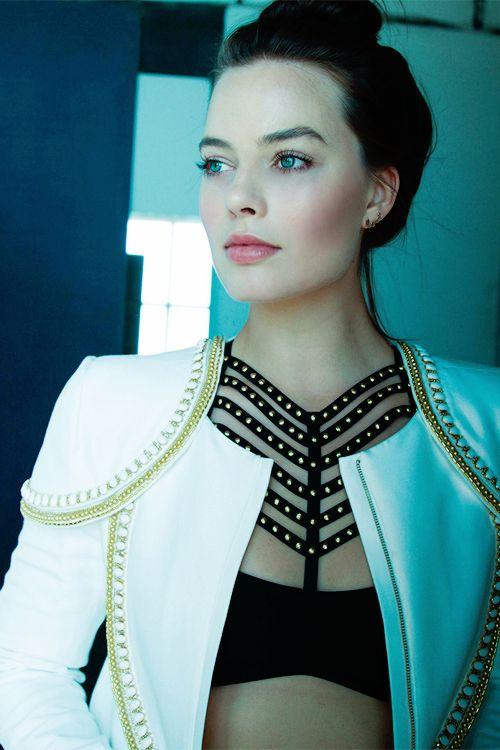 Margot  Robbie photoshoot by Gemma Pranita