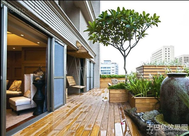 Home Design Decorating The Balcony Pictures 2016