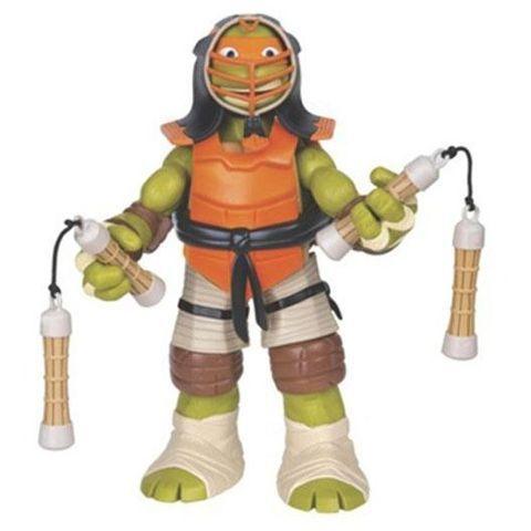 figurine articule michelangelo tortues ninja marque giochi preziosi figurine articule de michelangelo de 25