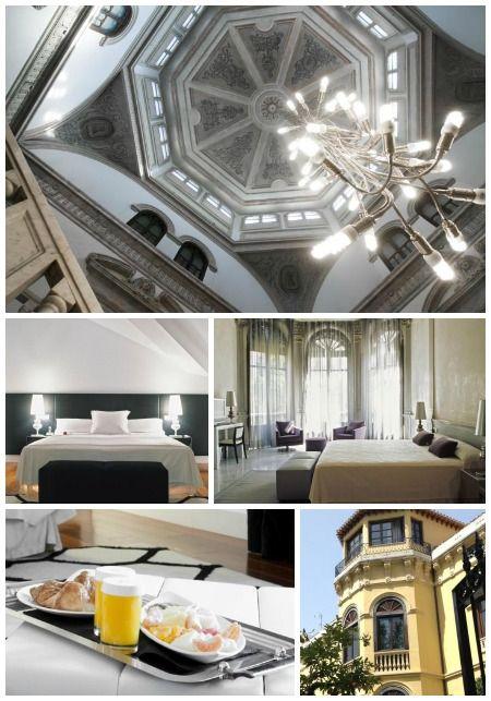 5 of the best luxury hotels in Granada, Spain |  Hotel Hospes Palacio de los Patos