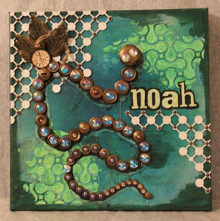 Canvas - Noah