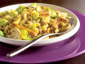 Macaroni met kip, groenten en roomkaas - Hoofdgerecht - Hoogvliet websuper