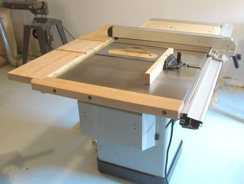 My Delta Hybrid table saw and all related articles.