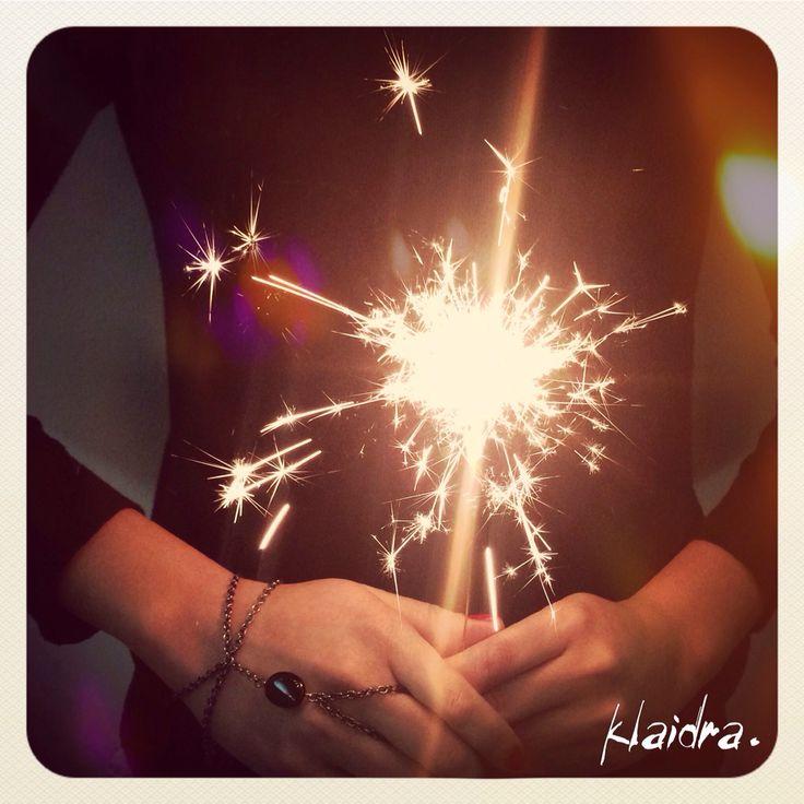 ✨Let's sparkle this New Year!✨Klaidra *handchain* #aurevoir2014 #happy2015 #newyear #nye #partytime #celebrate #festive #jolly #sparkle #eve #letssparkle #2015loading  #champagne #enjoy #sparklers #happynewyear #fun #happy #love #wishes #klaidrajewelry #instafashion #handchain #bohemian #handmade #greekdesigners #klaidra #bye2014