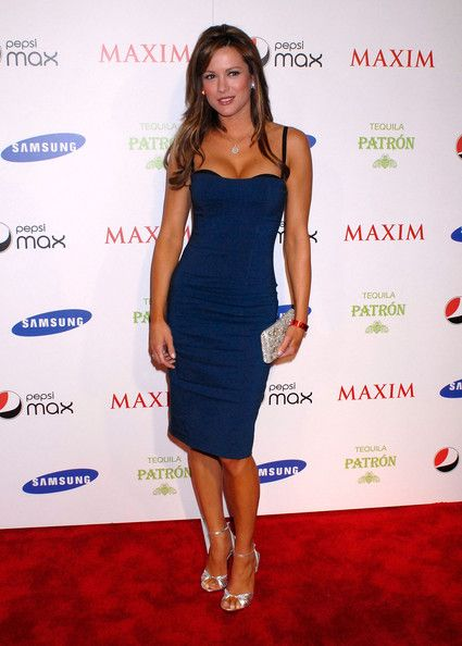 Danneel Harris-Ackles - The Maxim Super Bowl Party 2009