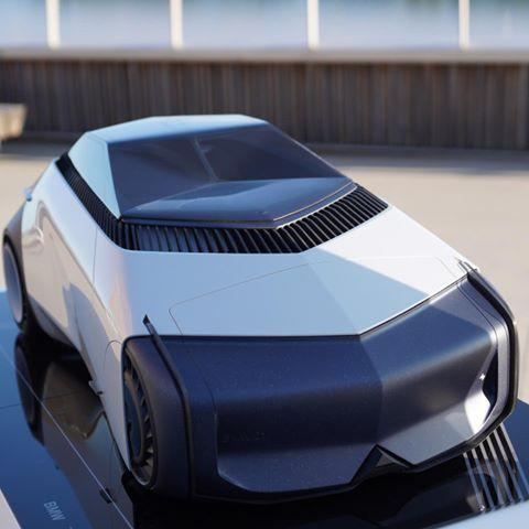 BMW Duality von Max Troicher @_max_troy_ Inspiriert vom Autodesign der 80er und 90er Jahre …   – Automotive Sketching