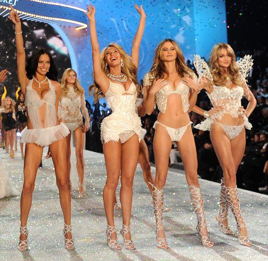 La lista dé ángeles de Victoria's Secret 2014!!