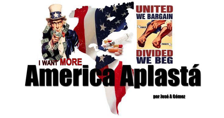 America Aplastá