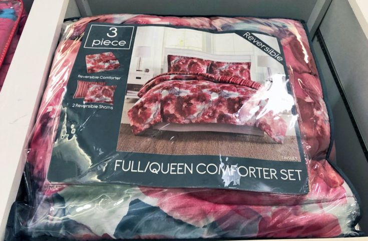 Labor Day Sale + Coupon = $24 Comforter Sets at Macy's!