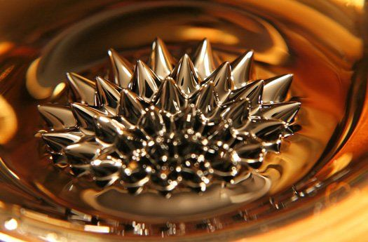 How To Make Ferrofluid Ferrofluids are made up of tiny magnetic fragments of iron suspended in oil (often kerosene) with a surfactant to prevent clumping (usually oleic acid). The fluid is relatively easy to make at home yet extremely expensive to buy on-line. Read on to learn how to make ferrofluids on the cheap.
