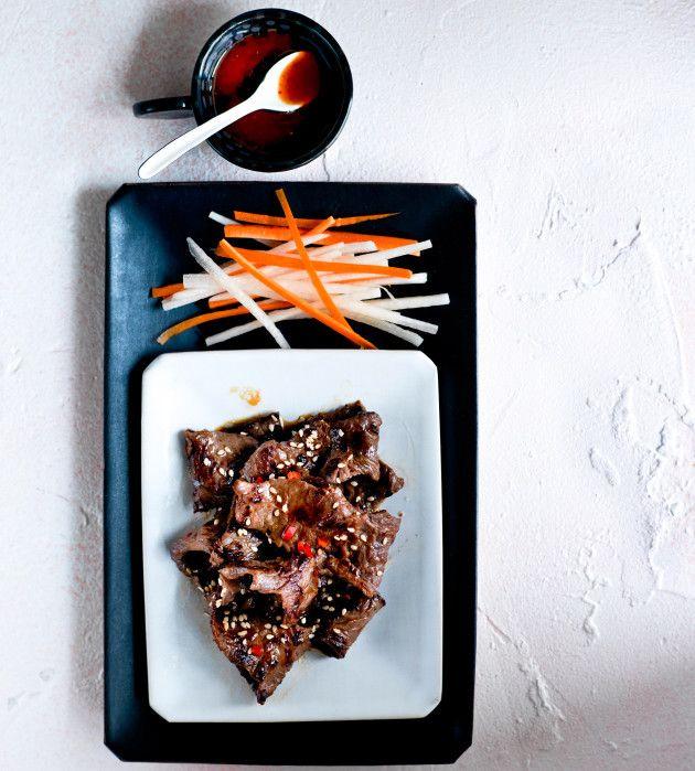 Bulgogi eli korealainen liha